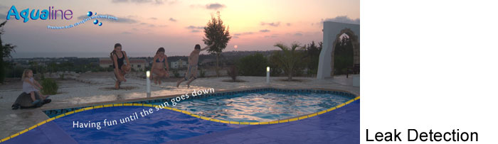 Swimming pool construction in Cyprus, by Aqualine Fibreglass Pools